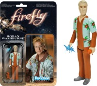Firefly: Hoban Washburne - ReAction Figure