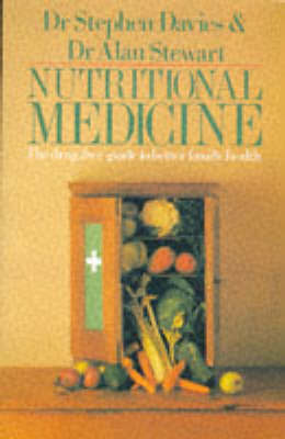 Nutritional Medicine by Stephen Davies image