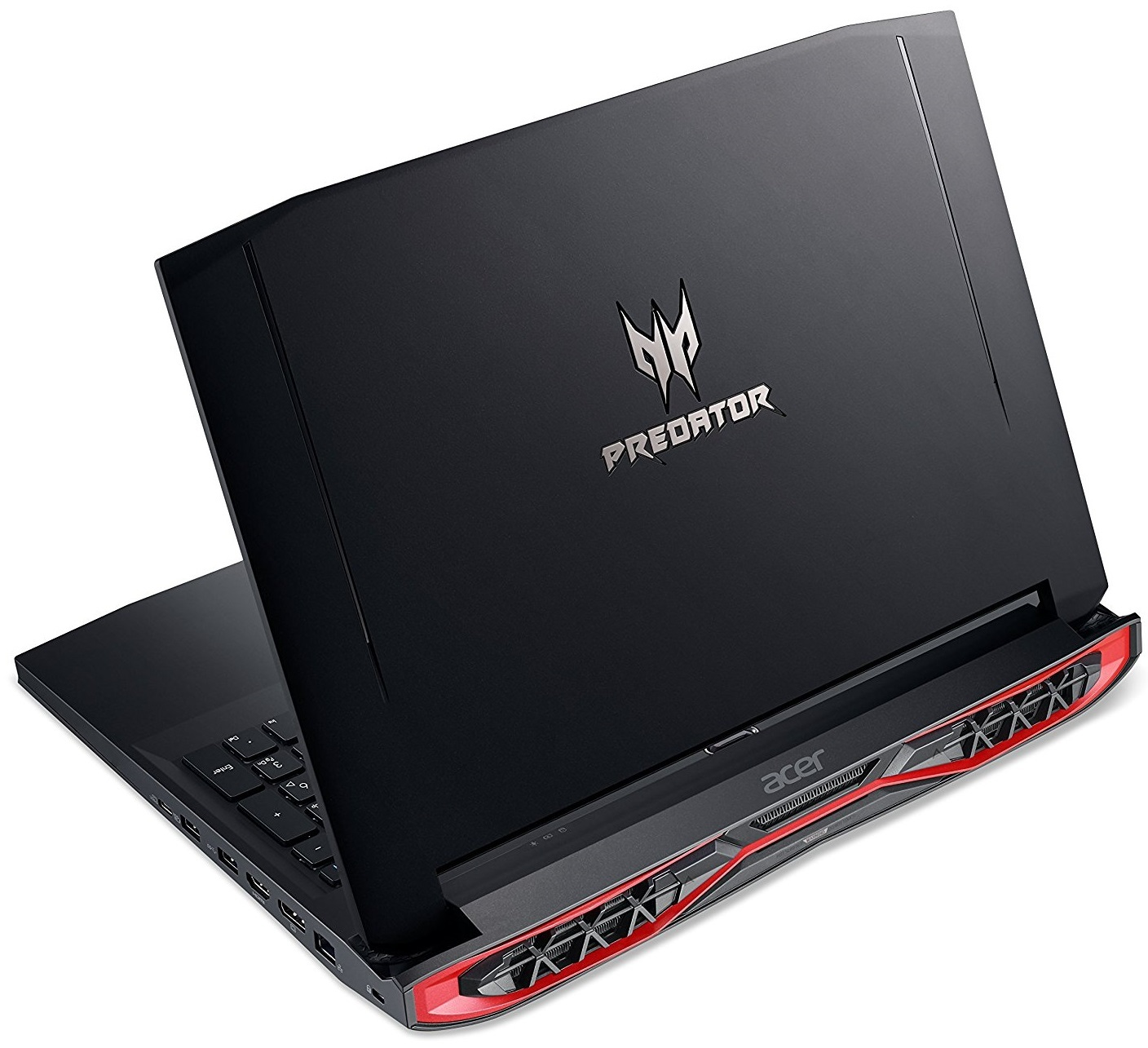 "Acer Predator 17 G9-793-75DS 17.3"" Gaming Laptop Intel Core i7-7700HQ, 16GB RAM, GTX 1070 8GB image"
