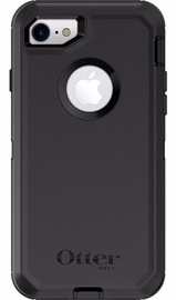 OtterBox Defender Case for iPhone 7/8 - Black