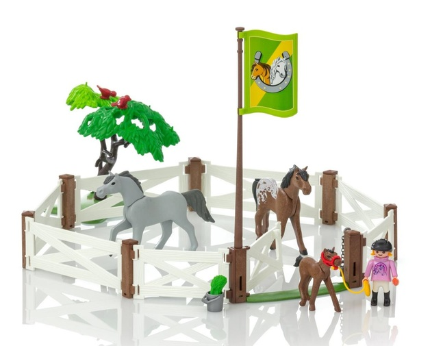 Playmobil: Country - Horse Paddock (6931)