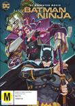 Batman: Ninja on DVD