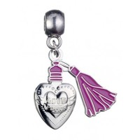 Harry Potter: Silver Plated Love Potion Slider Charm image