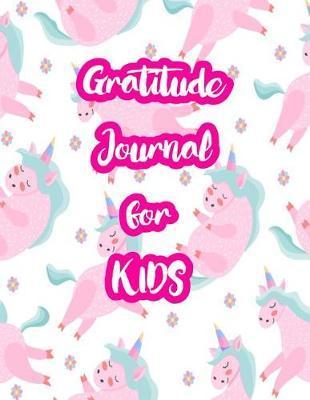 Gratitude Journal for Kids by Elsa Fritz