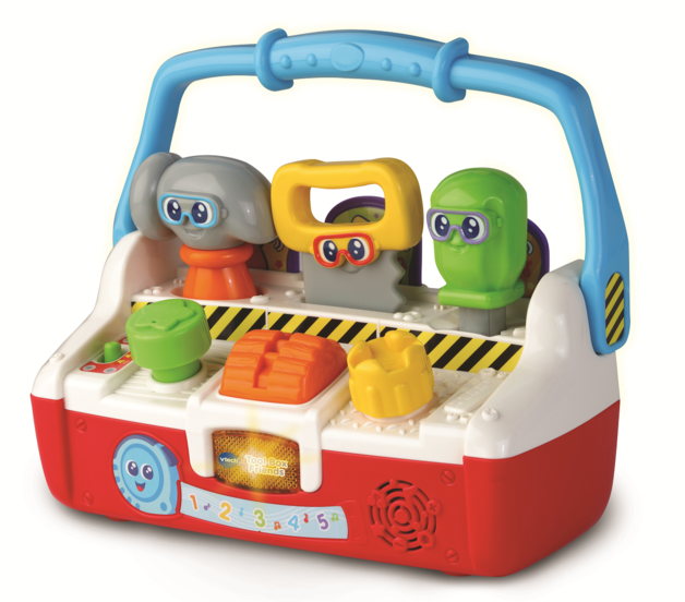 Vtech: Tool Box Friends - Playset