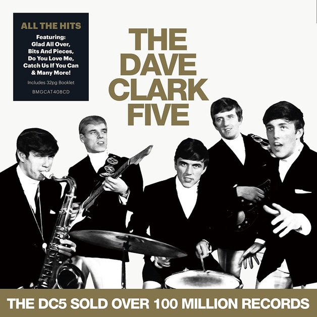 All the Hits by The Dave Clark Five