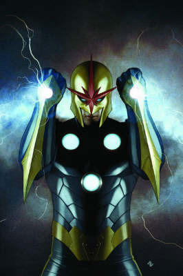 Nova: v. 1: Annihilation - Conquest by Dan Abnett image