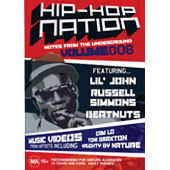 Hip Hop Nation - Vol. 8 on DVD