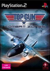 Top Gun: Combat Zones for PlayStation 2