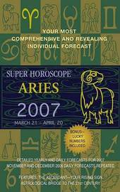 Super Horoscope by Margarete Beim image