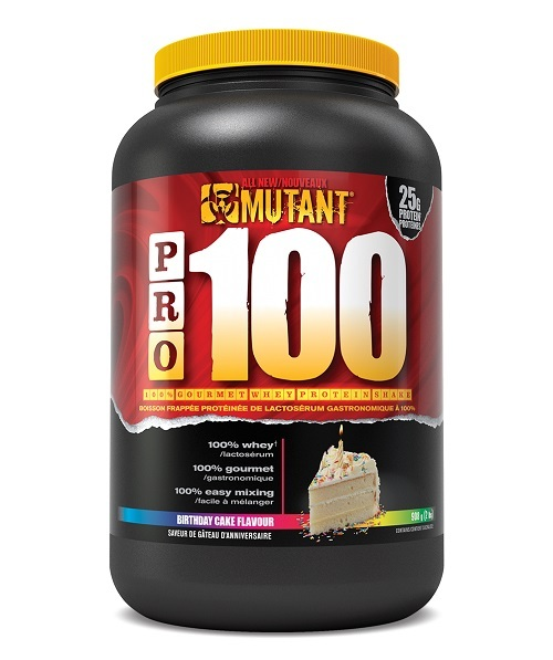 Buy Mutant Pro Birthday Cake 2lb At Mighty Ape NZ