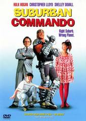 Suburban Commando on DVD