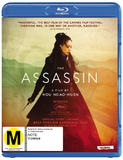 The Assassin on Blu-ray