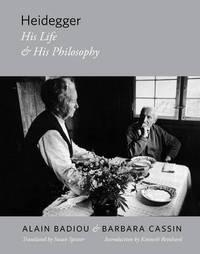 Heidegger by Alain Badiou