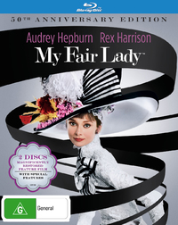 My Fair Lady on Blu-ray