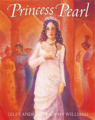 Princess Pearl by Giles Andreae image