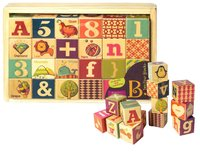 Battat: Two Four Blocks - 24pc Set