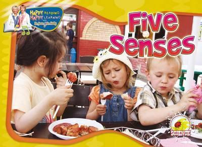 Five Senses by Dr Jean Feldman image