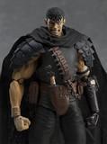 Berserk: Guts (Black Swordsman Ver.) - Repaint Edition Figma Figure