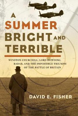 A Summer Bright and Terrible by David E. Fisher image