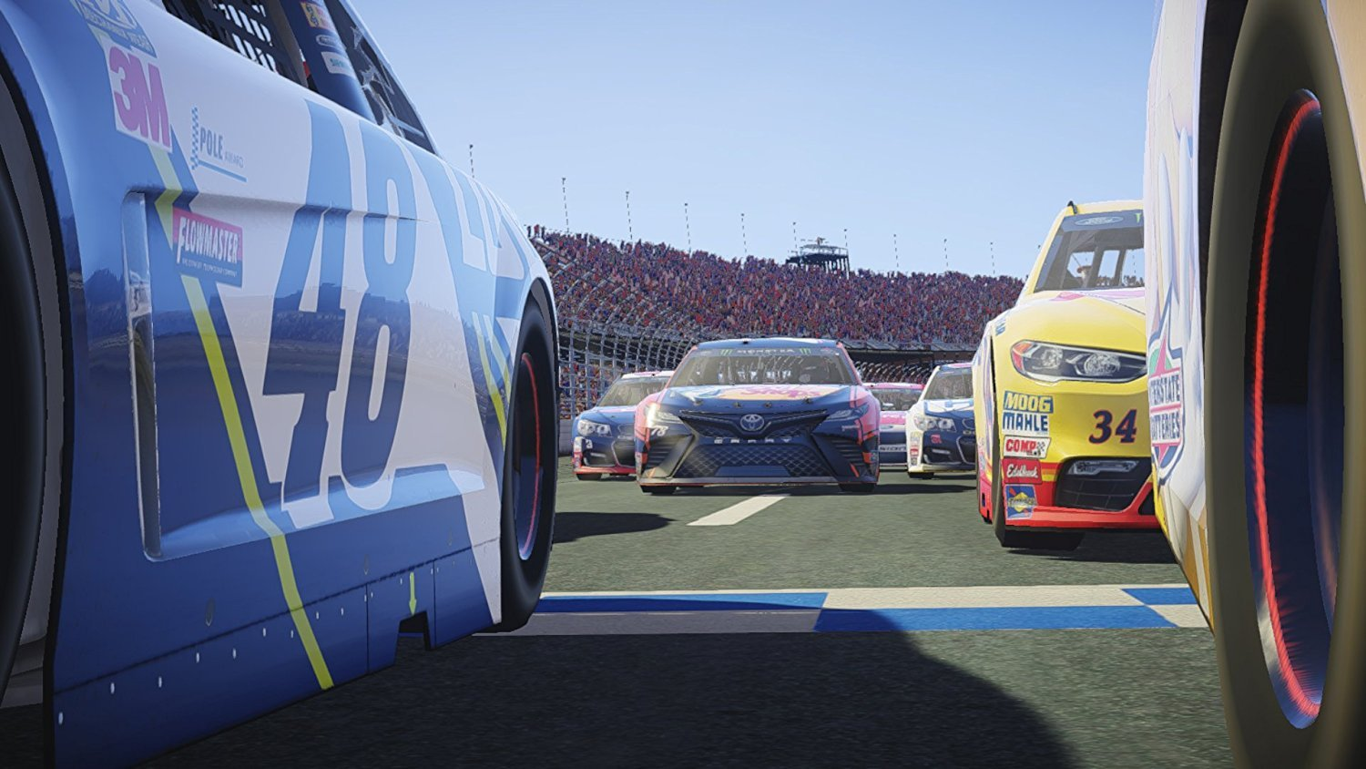 NASCAR Heat 2 for Xbox One image