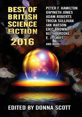Best of British Science Fiction by Keith Brooke