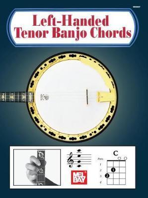 Left-Handed Tenor Banjo Chords by Mel Bay image