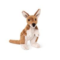 Wild: Kikki Junior Kangaroo 15Cm
