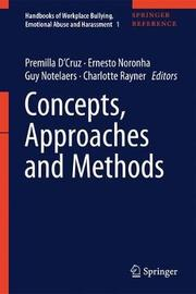 Concepts, Approaches and Methods