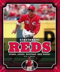 Cincinnati Reds by K C Kelley