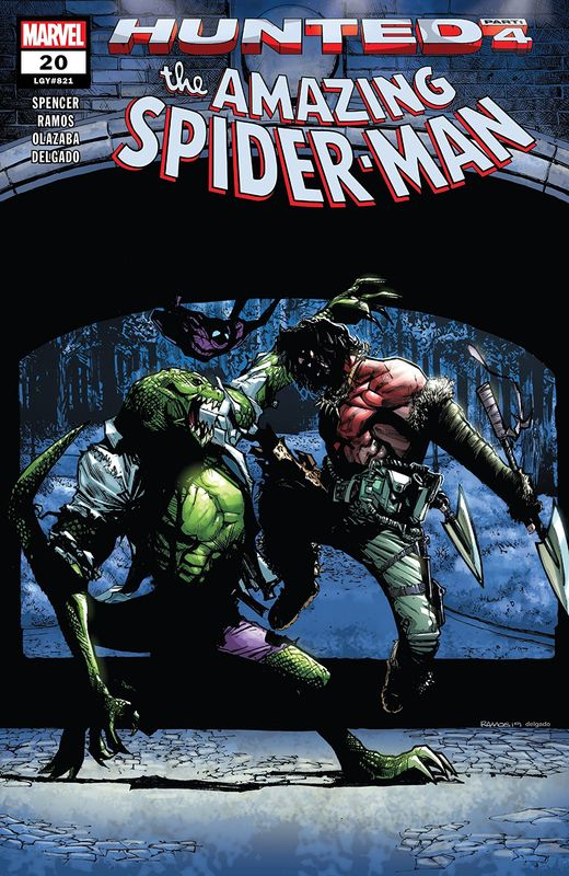 Amazing Spider-Man - #20 (Cover A) by Nick Spencer
