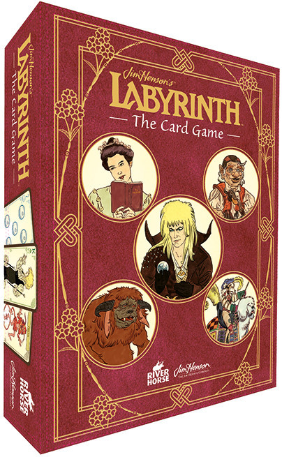 Jim Henson's: Labyrinth - The Card Game