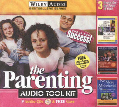 The Parenting Audio Tool Kit by Charles E. Schaefer image