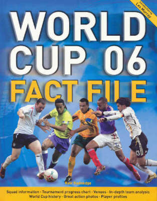 World Cup 06 Fact File: 2006 by Keir Radnedge image
