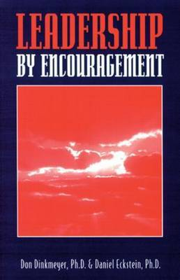 Leadership By Encouragement by Don Dinkmeyer image