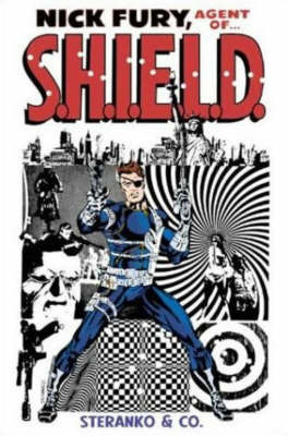 Nick Fury, Agent Of S.h.i.e.l.d. by Stan Lee