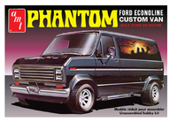 AMT Ford Custom Van Phantom 1/25 Model Kit