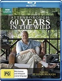 Attenborough 60 Years in the Wild on Blu-ray