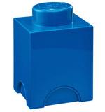LEGO Storage Brick 1 (Blue)