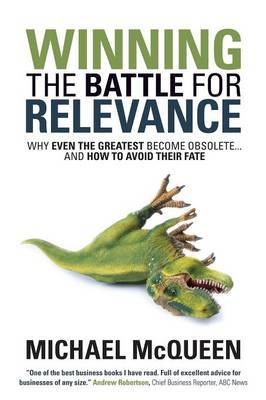 Winning the Battle for Relevance by Michael McQueen image