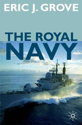 The Royal Navy Since 1815 by Eric Grove image