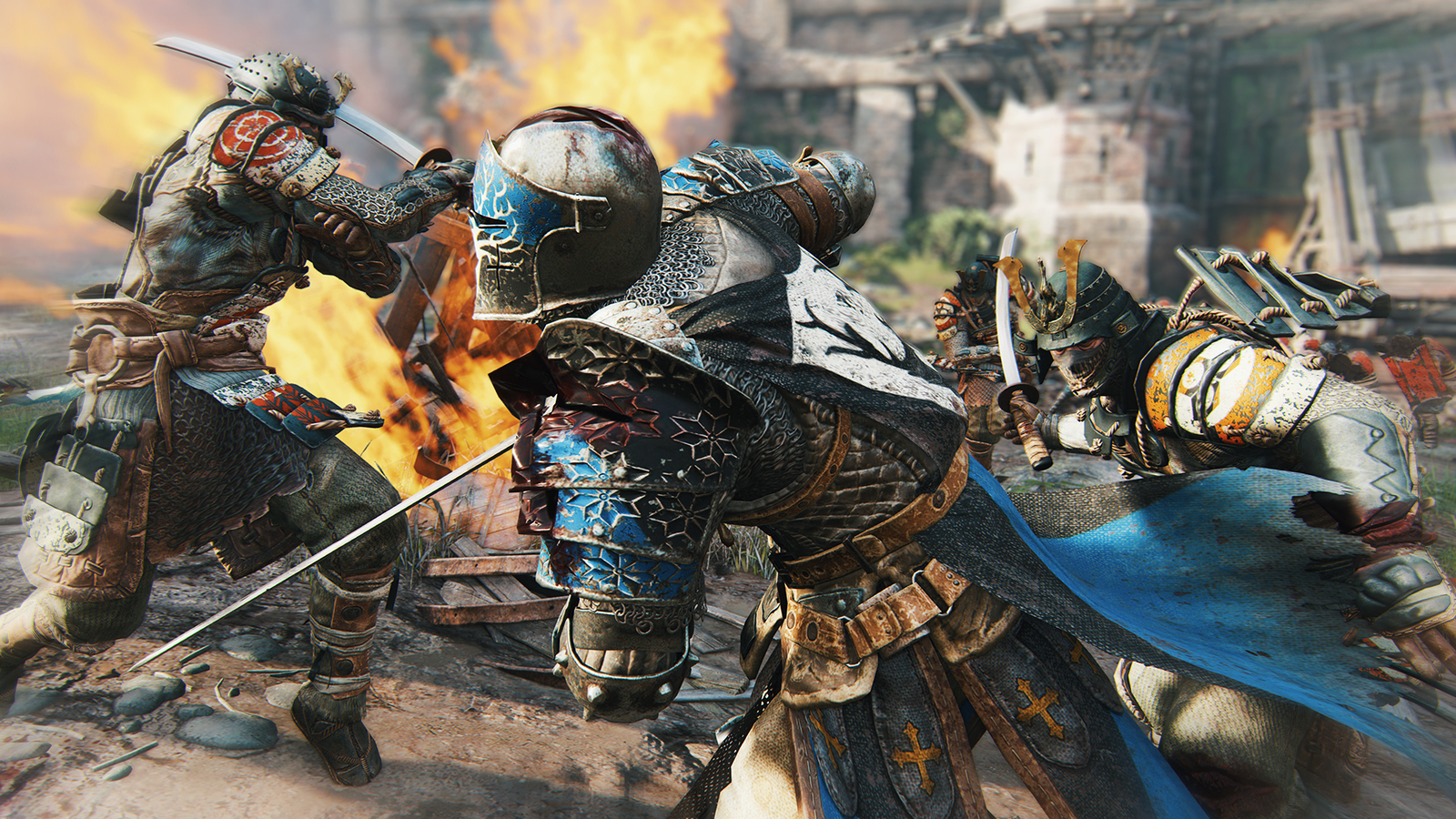 For Honor for PS4 image