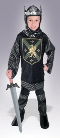 Kids Warrior King Costume - (Large)
