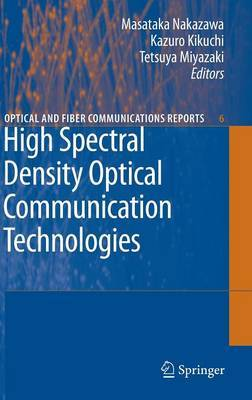 High Spectral Density Optical Communication Technologies image