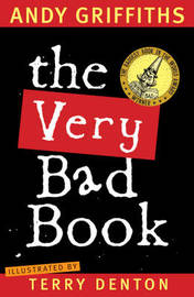 The Very Bad Book by Andy Griffiths