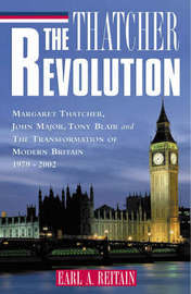 The Thatcher Revolution by E.A. Reitan image