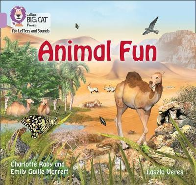 Animal Fun by Emily Guille-Marrett