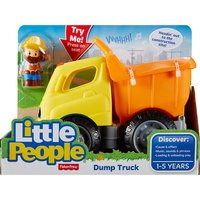 Fisher-Price: Little People Dump Truck