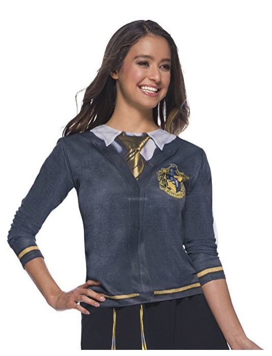 Hufflepuff Costume Top - Small