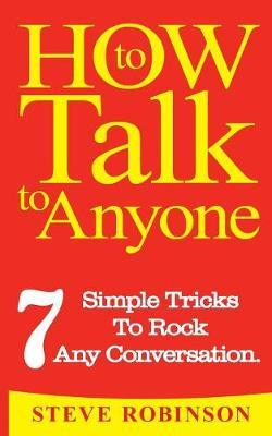 How to Talk to Anyone by Steve Robinson image